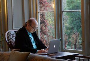 Ruhestand Idee 5: Onlineangebote während Corona